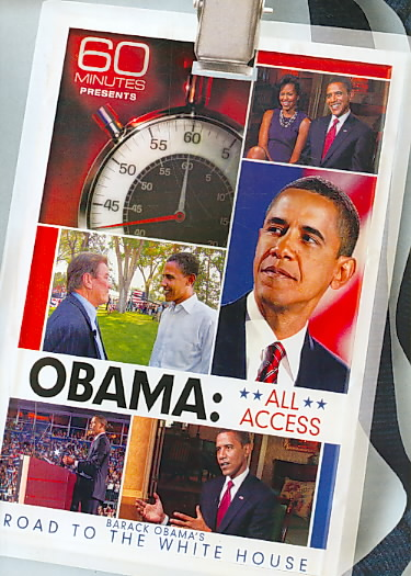 60 MINUTES PRESENTS OBAMA:ALL ACCESS BY OBAMA,BARACK (DVD)